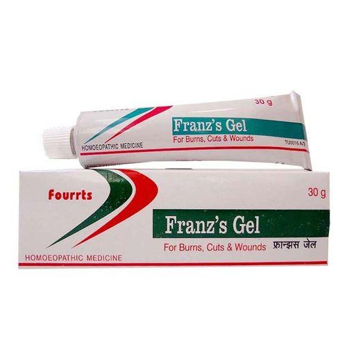 Fourrts Franz's Gel for Wounds, Cuts, Burn, Diabetic foot-Pack of 3