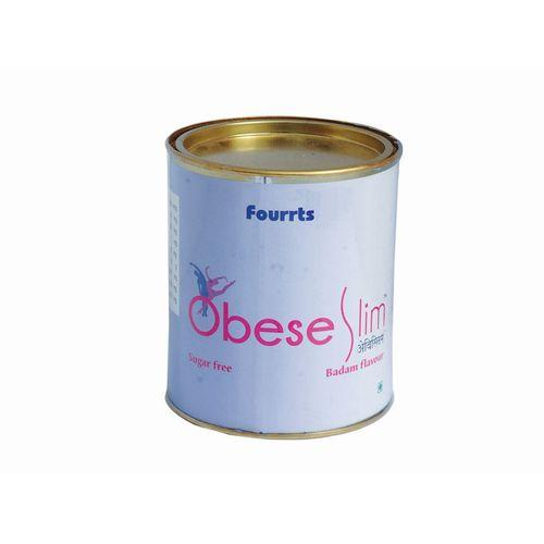 Fourrts Obese Slim Sugar Free Homeopathy for obesity, Badam Flavor