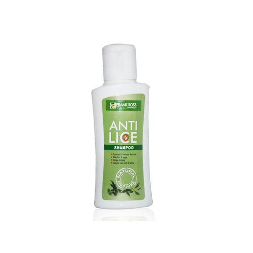 Frank Ross Anti Lice Shampoo for Lice