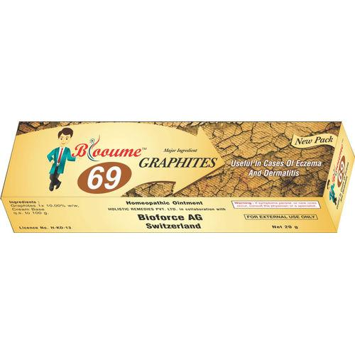 Graphites Salbe (Blooume 69)- Pack of 3