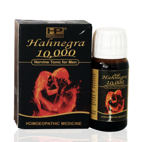 Hahnemann pharma Hahnegra Nervine tonic for men