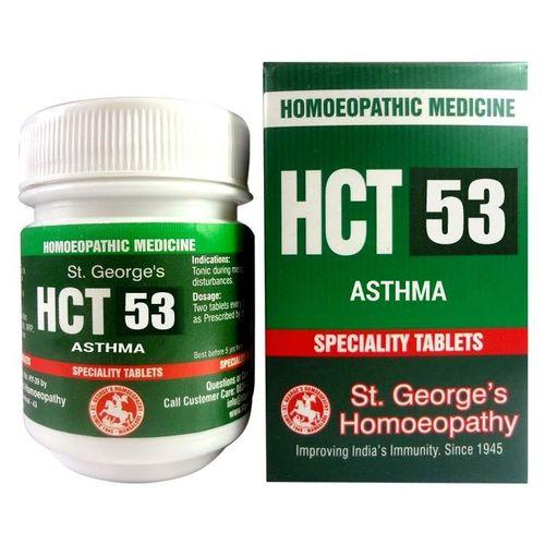 St Georges HCT No 53-Asthma