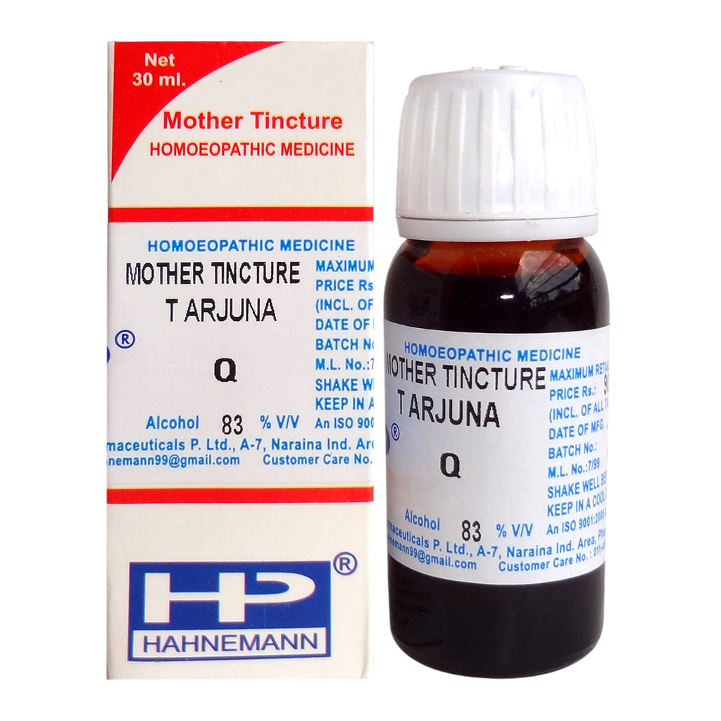 Terminalia Arjuna Homeopathy Mother Tincture Q