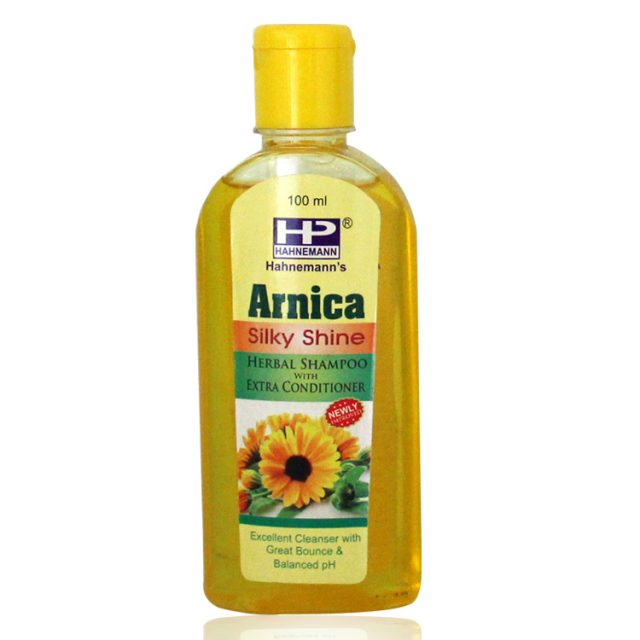 Hahnemann pharma Arnica herbal shampoo with conditioner