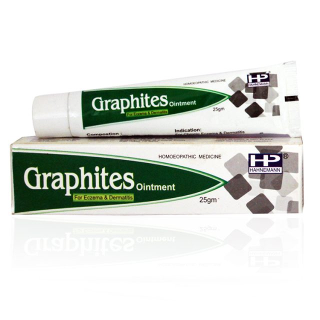 Hahnemann pharma Graphites ointment for Chronic Eczema & Dermatitis
