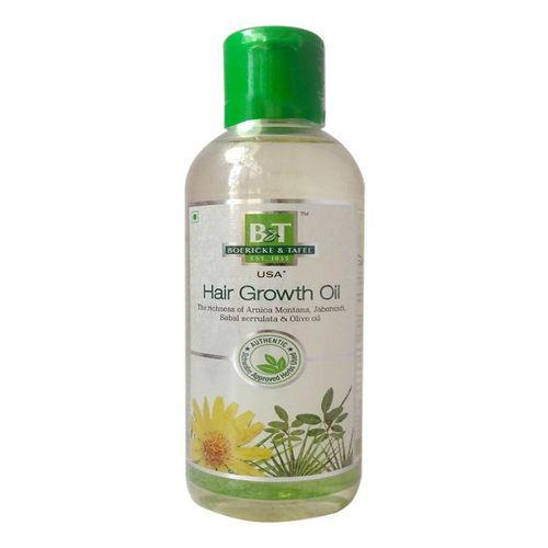 Schwabe B&T Hair Growth Oil with Arnica, Jaborandi, Olive & Sabal Serrulata