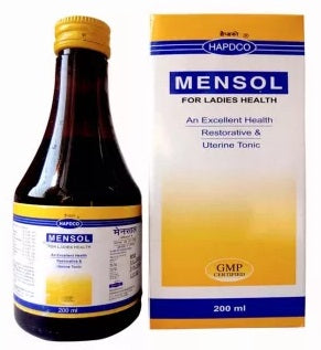 Hapdco Mensol syrup