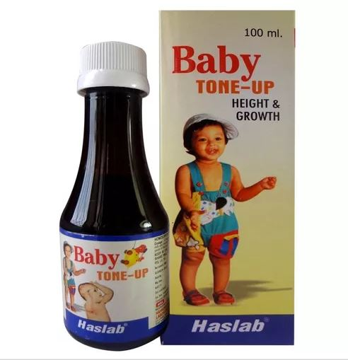 Haslab Baby Tone up (Baby builder Tonic)