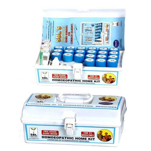 SBL Homeopathic Home Kit for emergencies