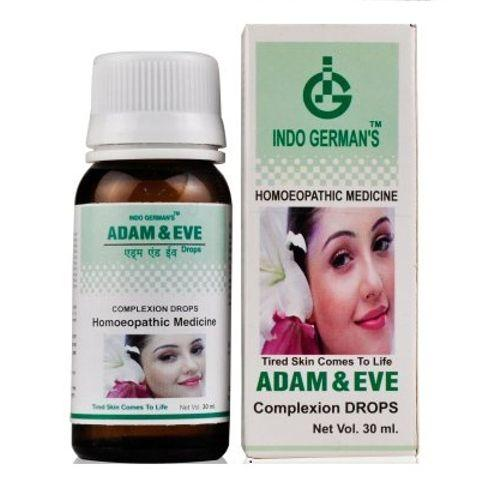 Indo German Adam and Eve Complexion Drops