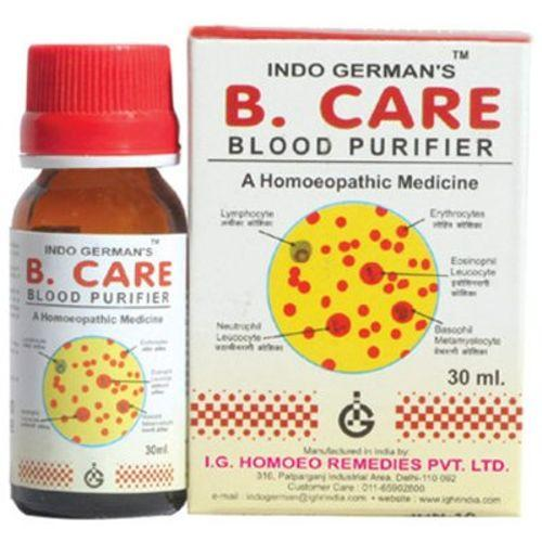 Indo German B Care Drops - Blood Purifier
