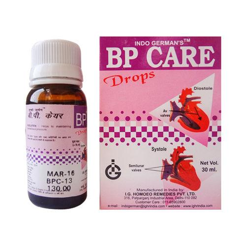 Indo German BP Care Drops - Regulate Blood Pressure