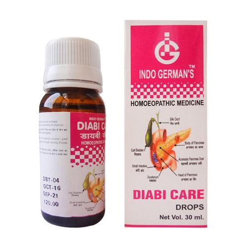 Indo German Diabi Care- Anti Diabetic Drops
