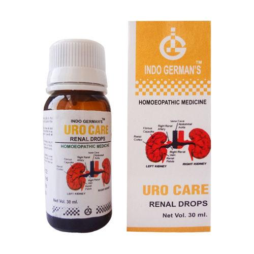 Indo German Uro Care Renal Drops