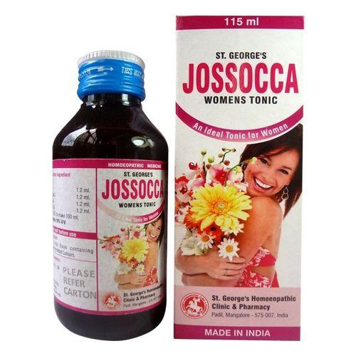 St George Jossocca Tonic - An Ideal Tonic  for Women