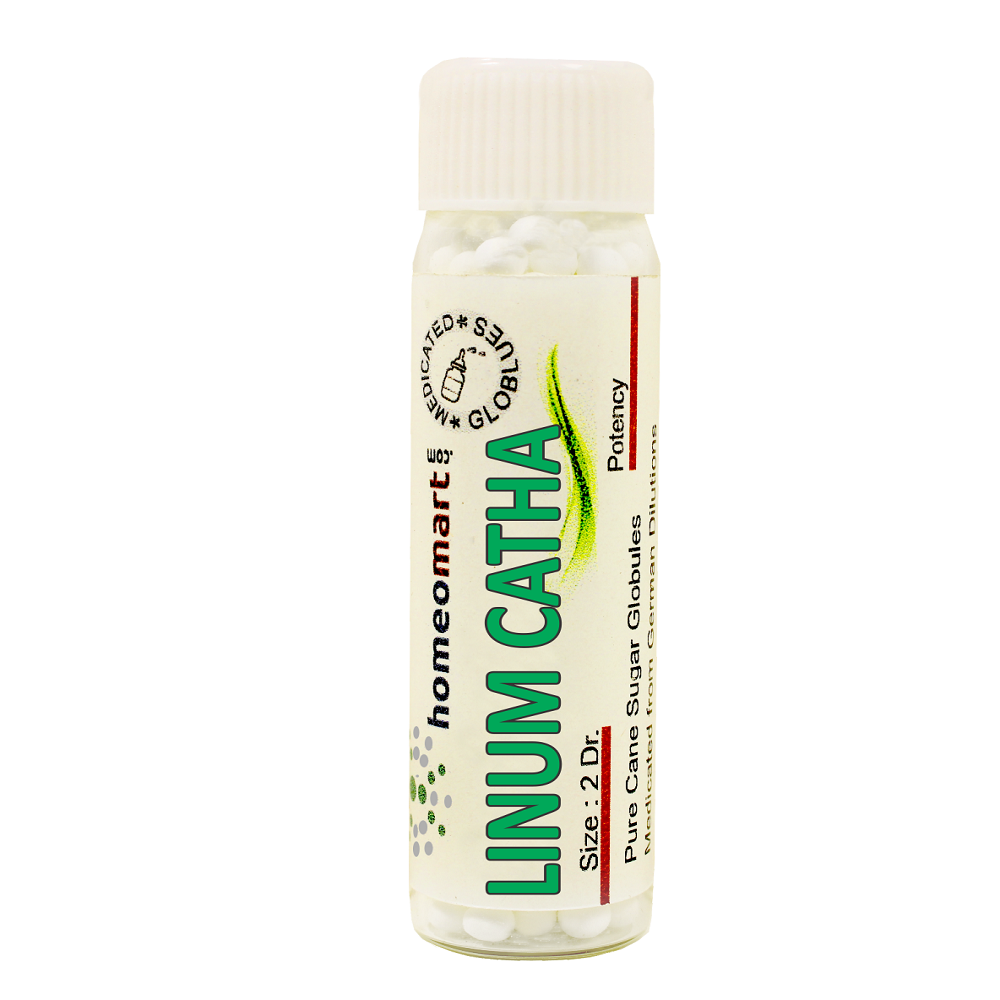 Linum Catharticum Homeopathy pellets