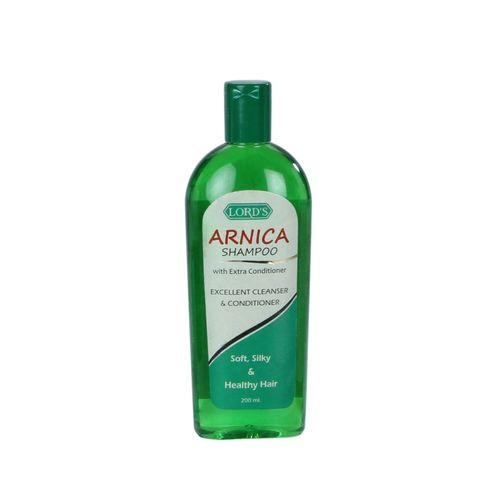 Lords Arnica Shampoo  with extra Conditioner (New Pack)
