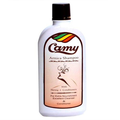 Camy Arnica Shampoo with Henna Plus Conditioner