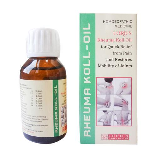 Lords Rheuma Koll Pain Relief Oil for Quick Relief from Pain