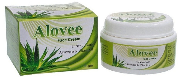 Lords Alovee face cream with Aloevera, Vit E