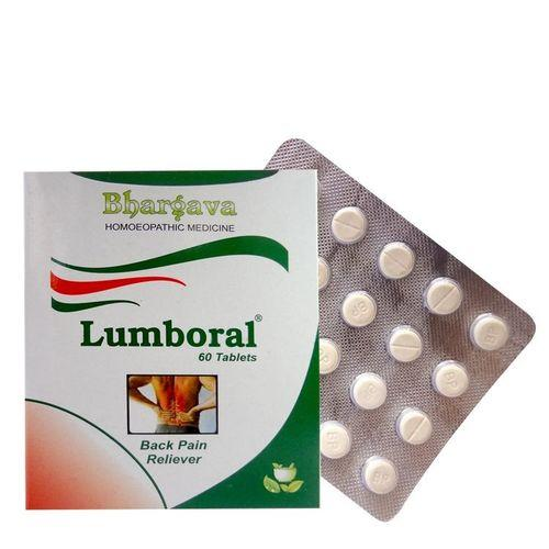 Bhargava Lumboral Tablets - Back Pain Reliever