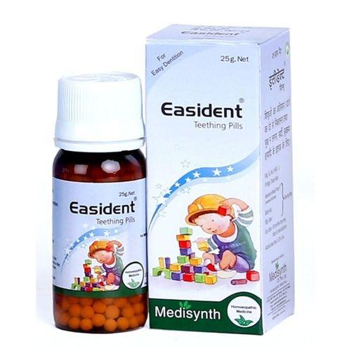 Medisynth Easident Teething Pills for Easy Dentition