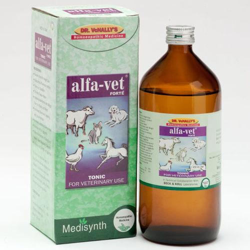 Medisynth Alfa Vet Syrup Tonic for Veterinary Use