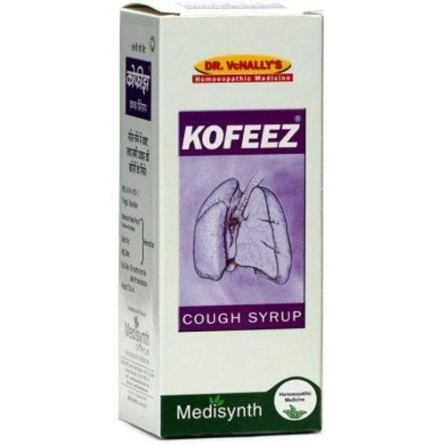 Medisynth Kofeez Cough Syrup - A Complete Broad Spectrum Cough Formula