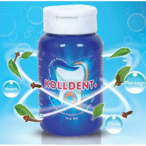 Medisynth Kolldent Plus Tooth Powder