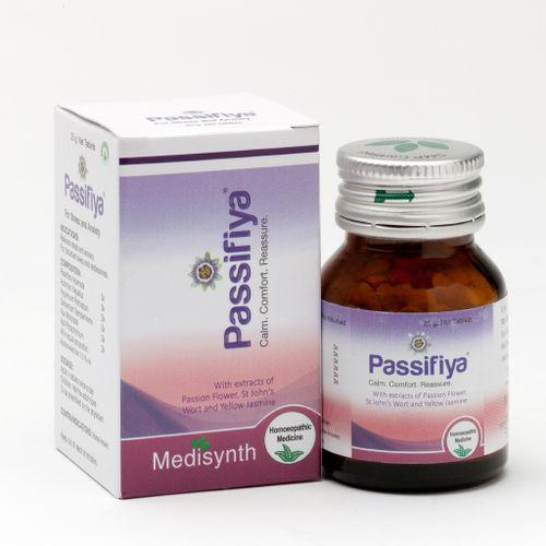 Medisynth Passifiya Tablets for Stress and Anxiety