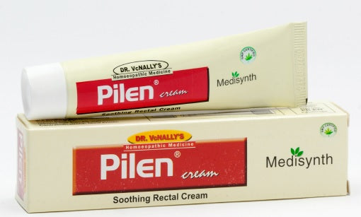 Medisynth Pilen Cream for Haemorrhoids & Fissures
