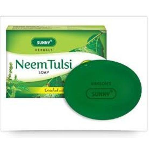 Baksons Sunny Herbals Neem Tulsi Soap -Pack of 3