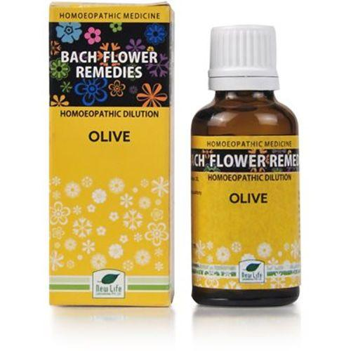 New Life Bach Flower Olive