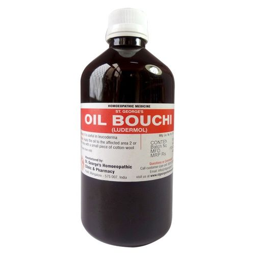 St George Oil Bouchi  - ( Ludermol) for leucoderma, vitiligo
