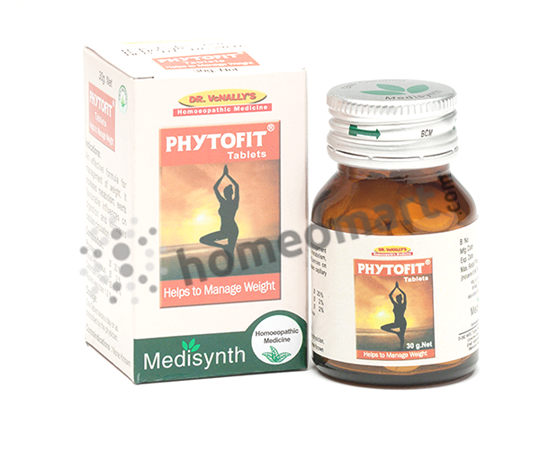 Medisynth Phytofit Tablets for weight regulation
