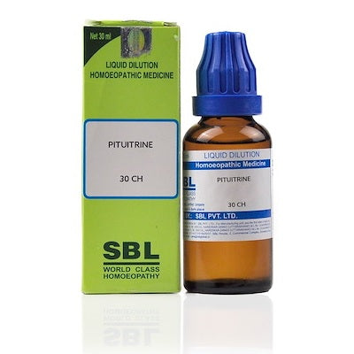 Pituitrine Homeopathy Dilution 6C, 30C, 200C, 1M, 10M, CM
