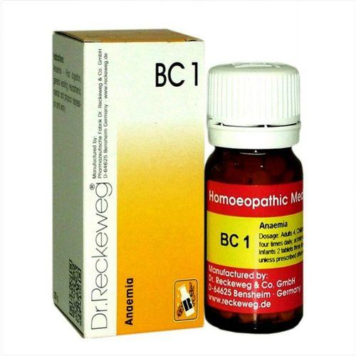 Dr.Reckeweg Biochemic Combination Tablets BC1 for Anemia