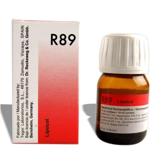 Dr.Reckeweg R89 drops, Homeopathy remedy for hair loss
