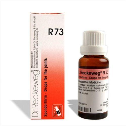 Dr.Reckeweg R73 Joint drops for Osteo-arthritis, Arthritis of Knee, Hip joint