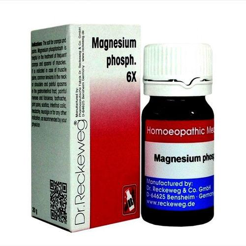 Dr.Reckeweg Biochemic Tablets Magnesium Phosphoricum for Headache, Neuralgia, Cramps