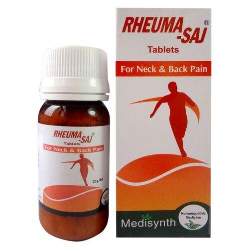 Medisynth Rheuma Saj Tablets for neck & back pain