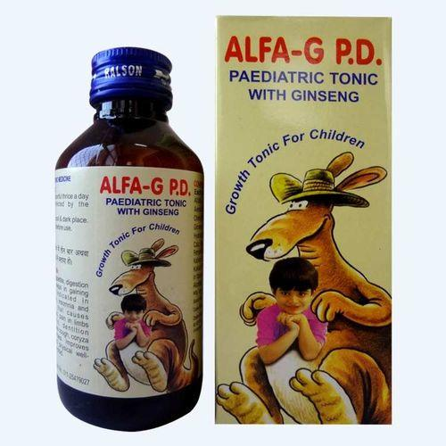Ralsons Alfa G P.D. (pediatric) Tonic