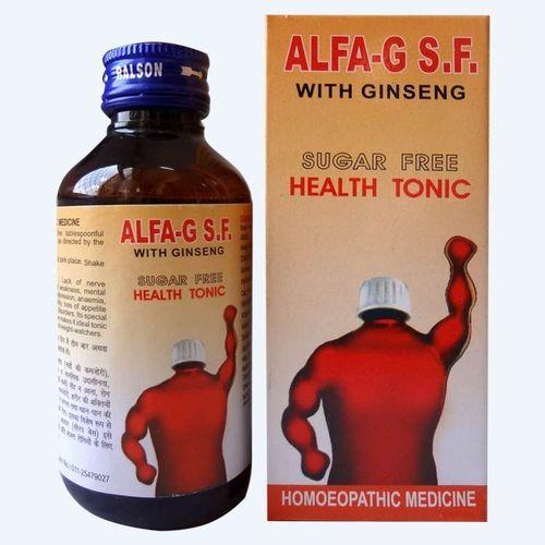Ralsons Alfa GSF with ginseng (Sugar free) Health Tonic