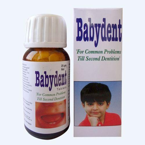 Ralsons Babydent Tablets
