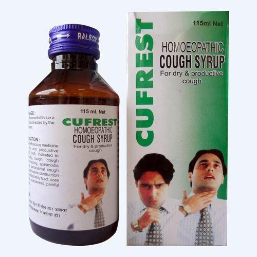 Ralsons Cufrest cough syrup