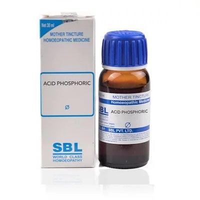Acid phos (Acidum Phosphoricum) Homeopathy Mother Tincture Q