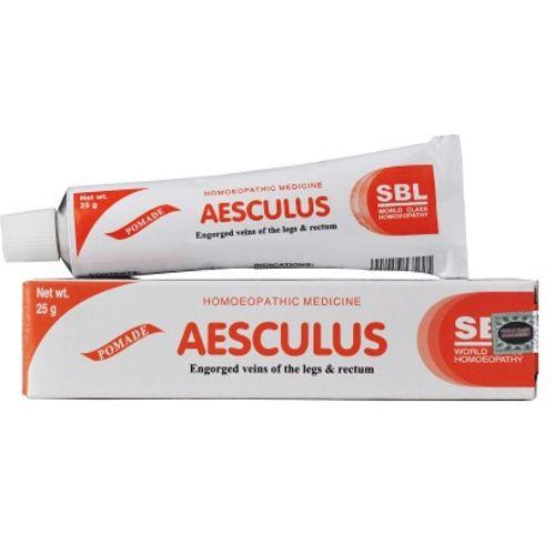 SBL Aesculus Ointment for Engorged Veins of the Legs and Rectum