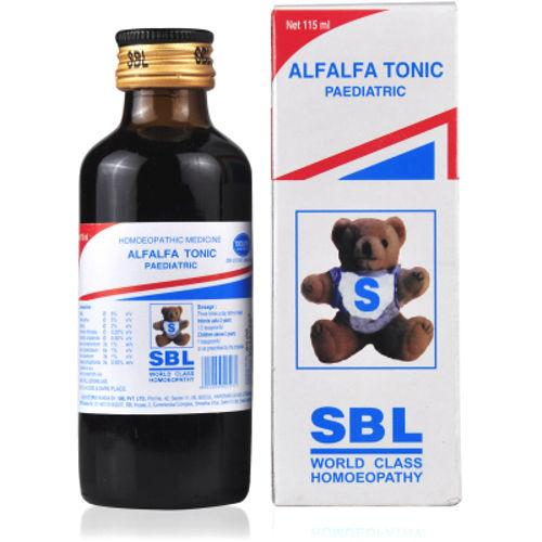 SBL Alfalfa Tonic Paediatric Effective growth supplement for growing children