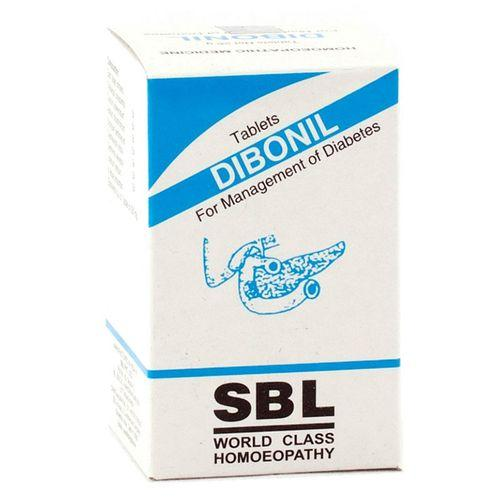 SBL Dibonil Tablets for Maturity Onset Diabetes
