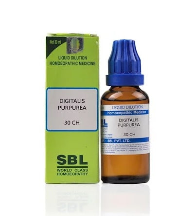 Digitalis Purpurea Homeopathy Dilution 6C, 30C, 200C, 1M, 10M, CM